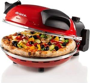 Four à pizza maison électrique Arite 909 rouge