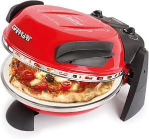 Four à pizza électrique G3Ferrari Delizia rouge