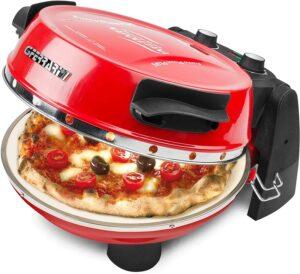 Four à pizza électrique rouge G3Ferrari