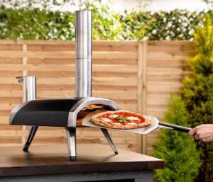 Four à pizza bois Ooni Fyra