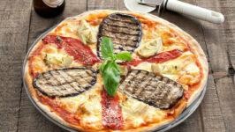 Recette de pizza Ortolana
