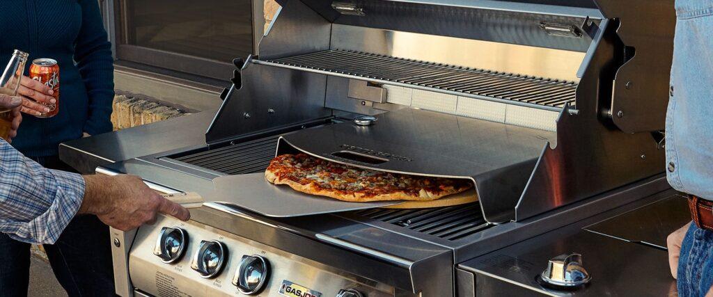 Four à pizza gaz pas cher