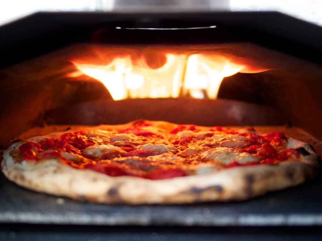 Fours à pizza au gaz